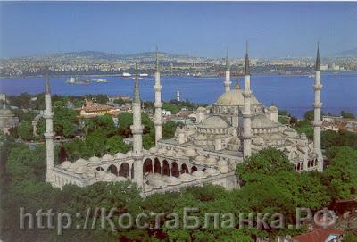 Turkey, Турция, Стамбул, КостаБланка.РФ