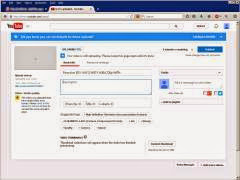 Cara upload ke youtube secara konvensional - proses upload