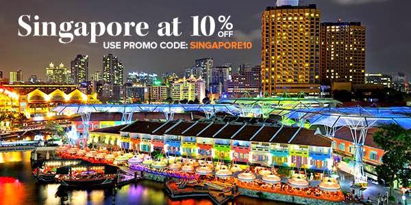 搵新加坡特別房源必看,TravelMob新加坡訂房9折碼。
