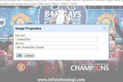 blogspot image alt properties