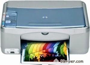 Download HP PSC 1100 Printer Driver