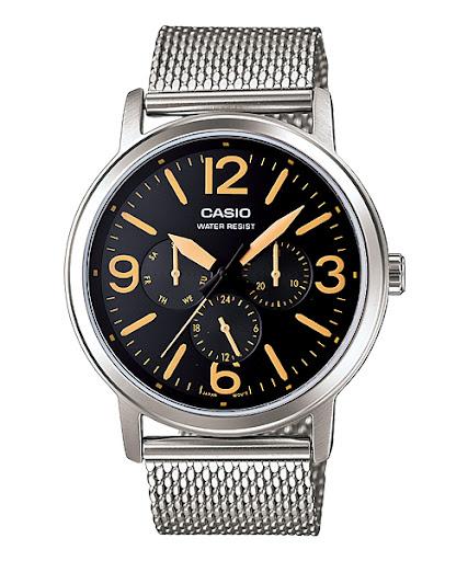 Casio Standard : MTP-1338D-1B2