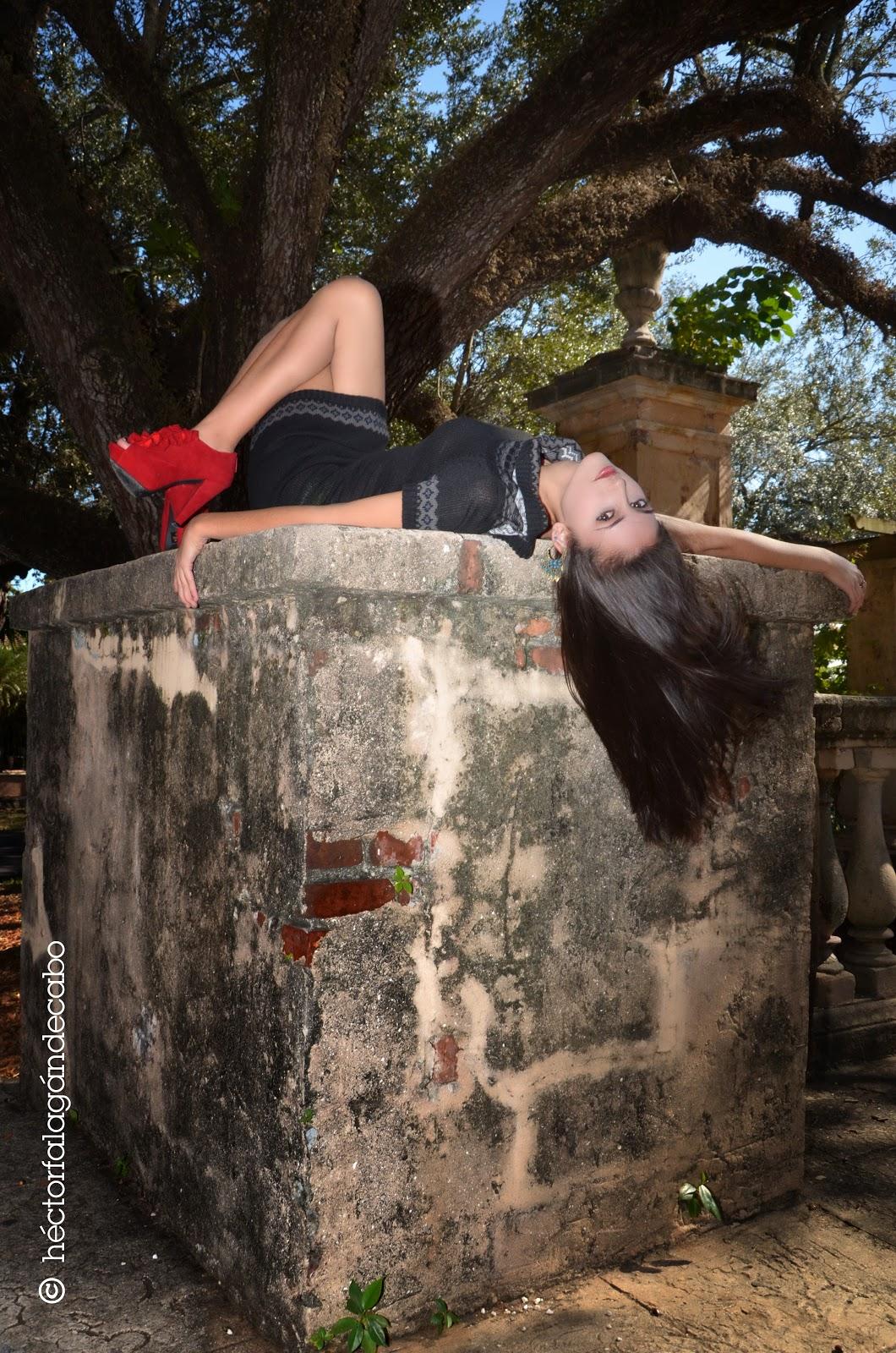 Fotografía Modelos Miami. Glenda: Future Storm. Héctor Falagán De Cabo | hfilms & photography. Miami, Florida, USA.