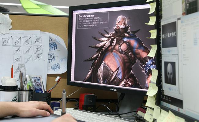 NCsoft hé lộ về nhân vật mới trong Lineage