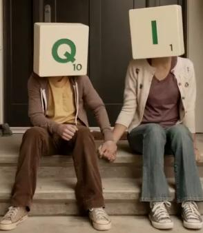 "New Scrabble TV Ads Bring Letters ""P"" ""Q"" and ""Blank"" To Life"