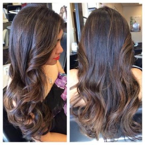Hair and Makeup by Shelly Bergner: Balayage Highlights ...