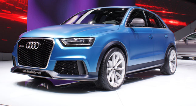 Audi will Rely on SUVs to Become World's Top Luxury Automaker