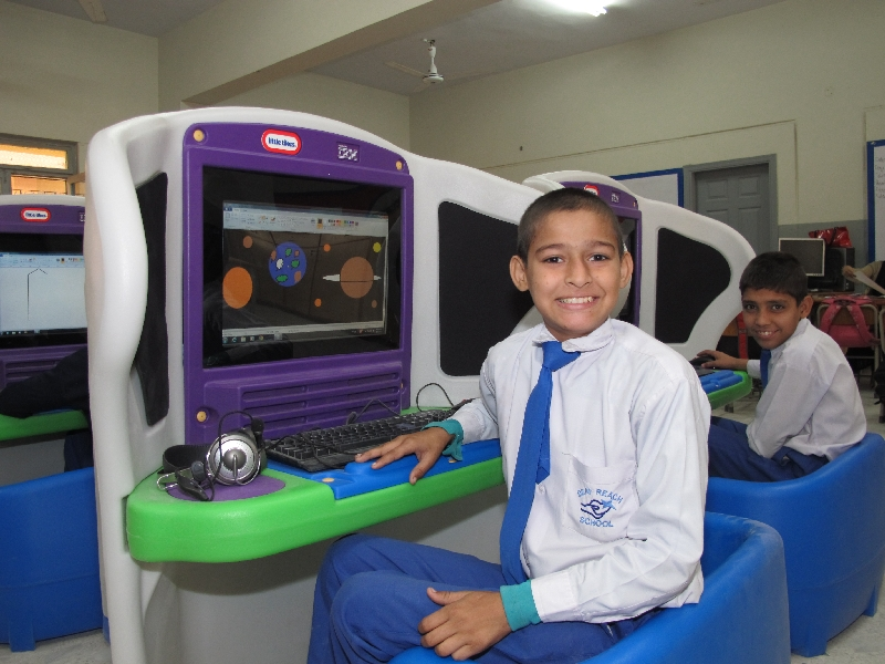 IBM Young Explorer Units in Pakistan