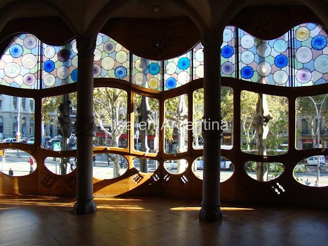 La casa batll en barcelona emblema del modernismo catal n blog de elisa n viajes - Casa en catalan ...