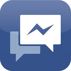Facebook messenger for desktop client to chat with friends