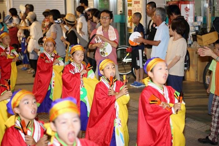 第60回よさこい祭り☆本祭2日目・上町競演場66☆上2目2881