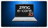zong self care web service