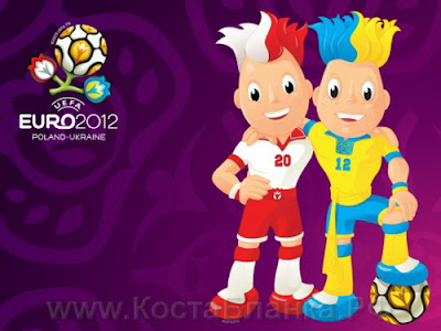 евро 2012, футбол, Польша, Украина, Euro 2012, football, КостаБланка.РФ