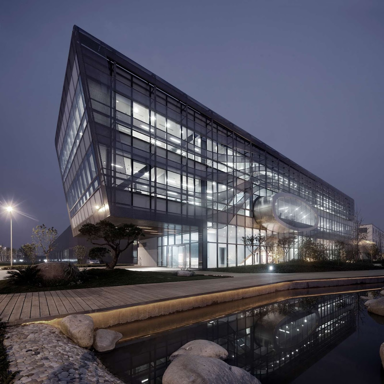 Envision Energy Headquarters by Aecom
