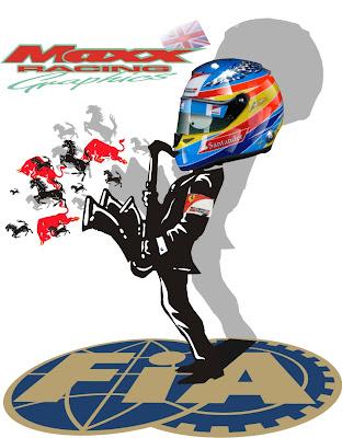 Фернандо Алонсо доволен изменениями от FIA на Гран-при Великобритании 2011 Maxx Racing