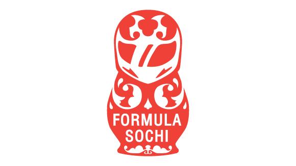 матрешка - официальный символ этапа Формулы-1 в Сочи