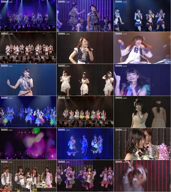 "(LIVE)(公演) NMB48 チームM ""RESET"" 矢倉楓子の生誕祭 150227"