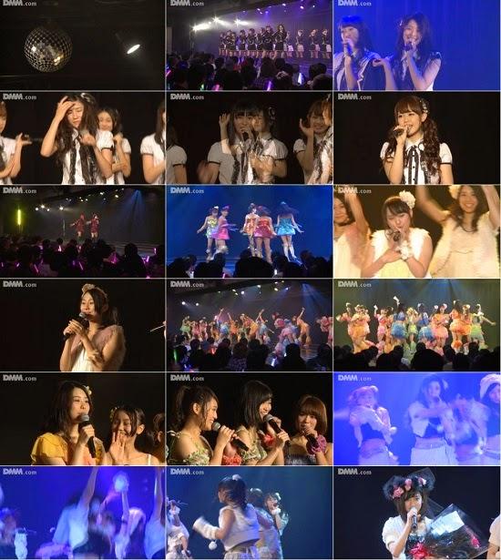 """[TV-Variety] SKE48 チームS """"制服の芽"""" 東李苑の生誕祭 141128"""