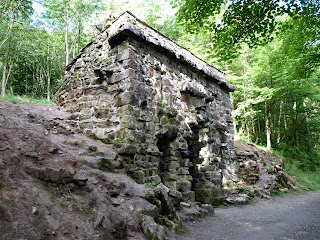 A Folly on the Ingleborough Estate Nature Trail
