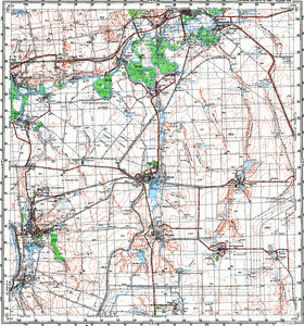 Map 100k--m39-002--(1998)