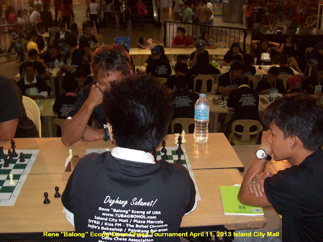 "Philippines-Bohol-Chess-Tournament-Balong-Econg00051 - All Set for Rene ""Balong"" Econg Open Chess Tournament Apr 11 - Sports and Fitness"