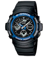 Casio G-Shock : AW-591-2A