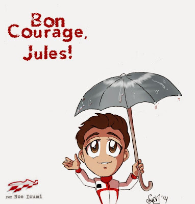 Bon Courage, Jules! - чиби-пилоты Noe Izumi