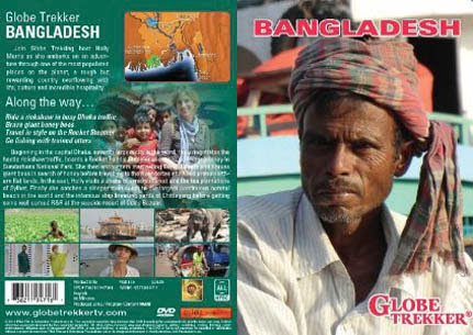 Obie�y�wiat Bangladesz / Globe Trekker Bangladesh (2011)  PL.DVBRip.XviD / Lektor PL