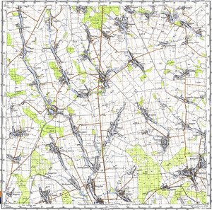 Map 100k--m36-121--(1983)