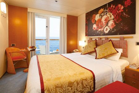 Costa Victoria - Stateroom with Balcony ( Cabin )