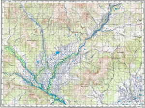 Map 100k--p58-031_032--(1953)