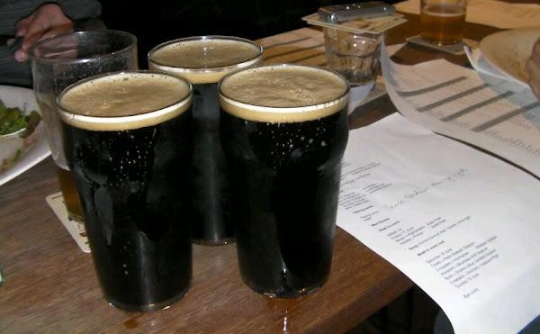 Mad Brewers noir stout
