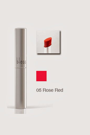 Bless Care Lipstick Rose Red : MKB-07