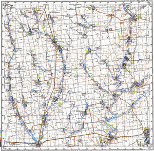 Map 100k--l36-005--(1985)
