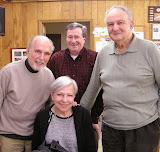 Jan 10 Bracket 2: Bob Rubin, Lila Rubin, David Sutton, Howard Kahn