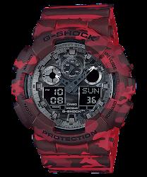 Casio G-Shock : GA-100CM-4A