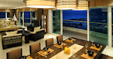 a big two bedroom apartment with an amazing sea view     for sale in Na Jomtien Pattaya