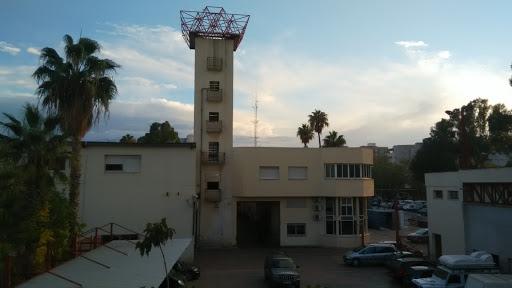 Real Cuerpo de Bomberos de Malaga (parque central), Paseo Martiricos, 12, 29009 Málaga, España, Estación de bomberos | Andalucía