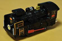 マクドナルド ハッピーセット プラレール C57 1号機 SLやまぐち号