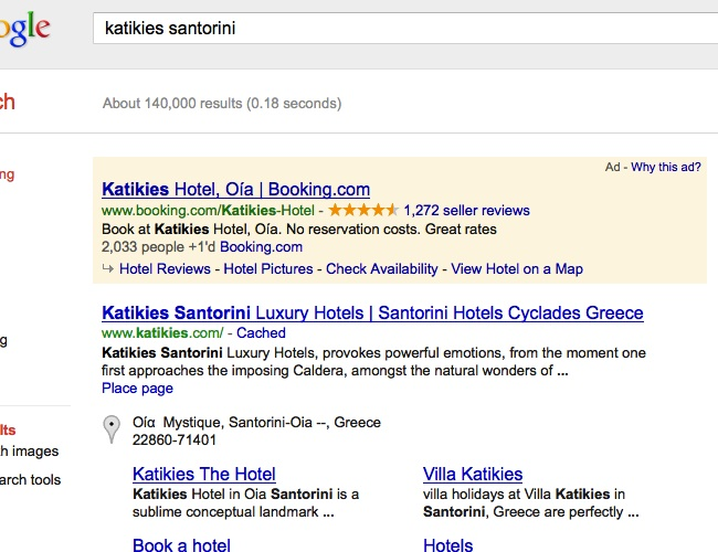 Nelios.com Adwords Case