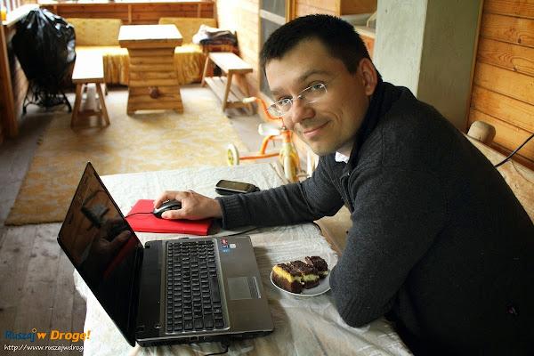 Maciej Marczewski Ruszaj w Drogę