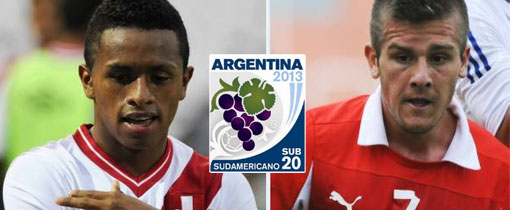 Perú vs. Chile en Vivo - Sudamericano Sub 20 - CMD