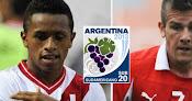 Perú vs. Chile en Vivo - Sudamericano Sub 20 - CMD