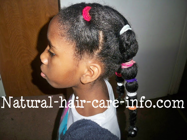 natural african american hair care