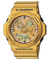 Casio G-Shock : GA-300GD-9A