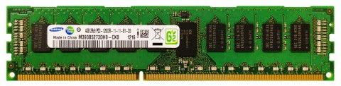 Memori RAM DDR3 ECC Registered 4GB 1600 Mhz