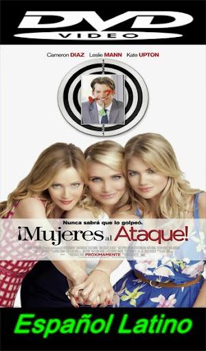 Mujeres Al Ataque (2014) DVDRip Esp. Latino [Firedrive]