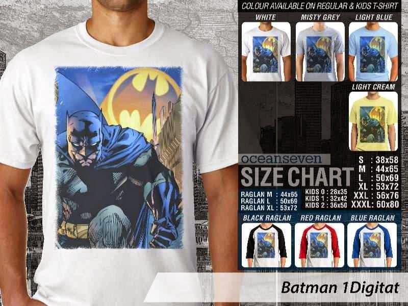 KAOS Batman 1 Amazing Superhero distro ocean seven