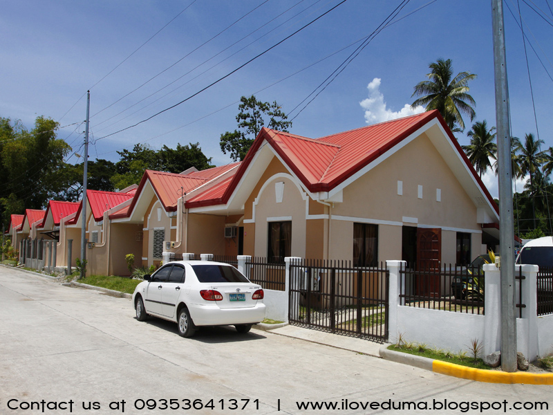 Dumaguete house and lot for sale : Del Carmen House