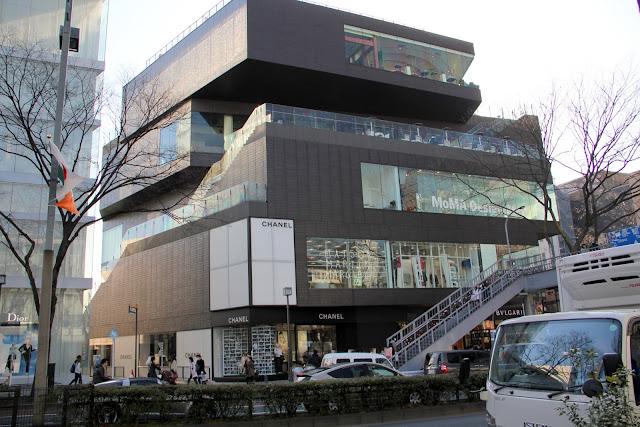 日本 東京 表參道